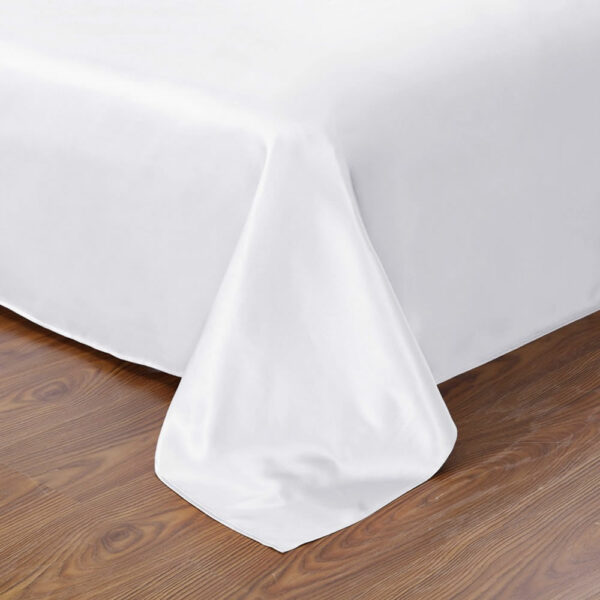 buy 100 silk bed sheets